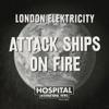 Attack Ships On Fire / South Eastern Dream - Single ジャケット写真