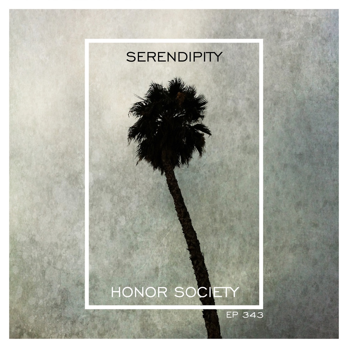 Serendipity - EP Honor Society CD cover