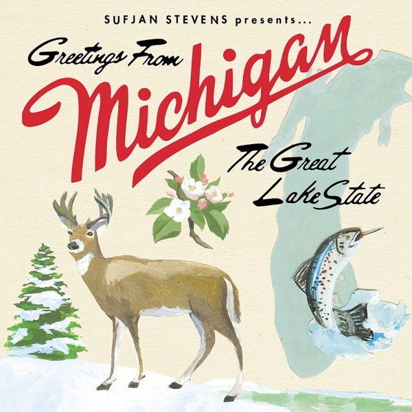 Greetings from Michigan, The Great Lake State (Deluxe Version)