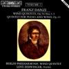 Franz Danzi - Wind Quintets, Vol. 2 ジャケット写真