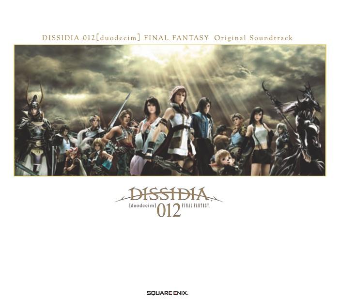 DISSIDIA 012 Album Cover by Square Enix Music