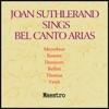 Joan Sutherland Sings Bel Canto Arias, Dame Joan Sutherland