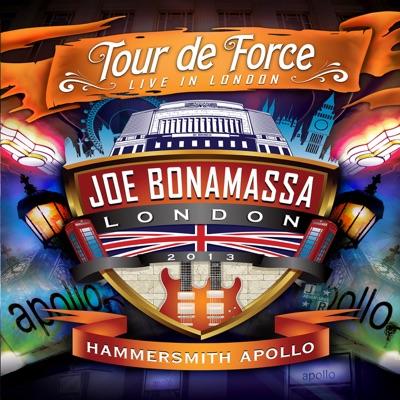 Tour de Force: Live In London - Hammersmith Apollo - Joe Bonamassa