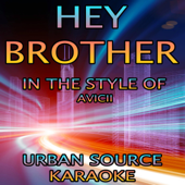 Hey Brother (In the Style of Avicii) [Instrumental Version]