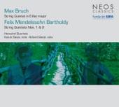 Bruch/Henschel Quartett Kazuki Sawa - Strijkquintet - III andante con moto