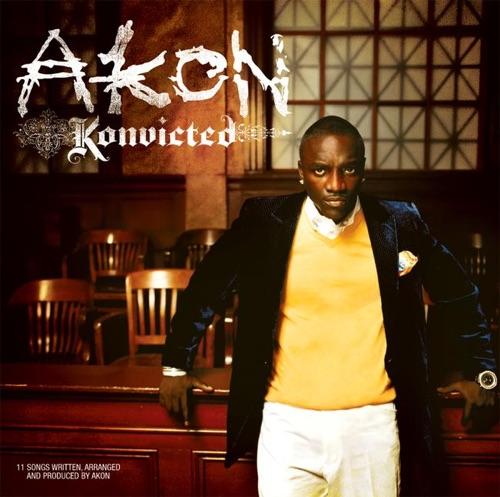Akon - Konvicted (Exclusive Version)