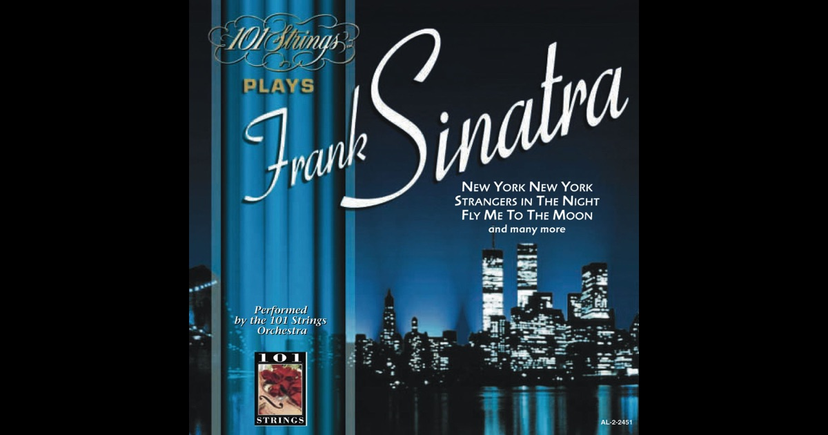 frank sinatra strangers in the night album