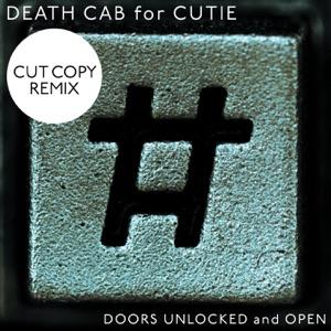 Doors Unlocked and Open (Cut Copy Remix) - Single Mp3 Download