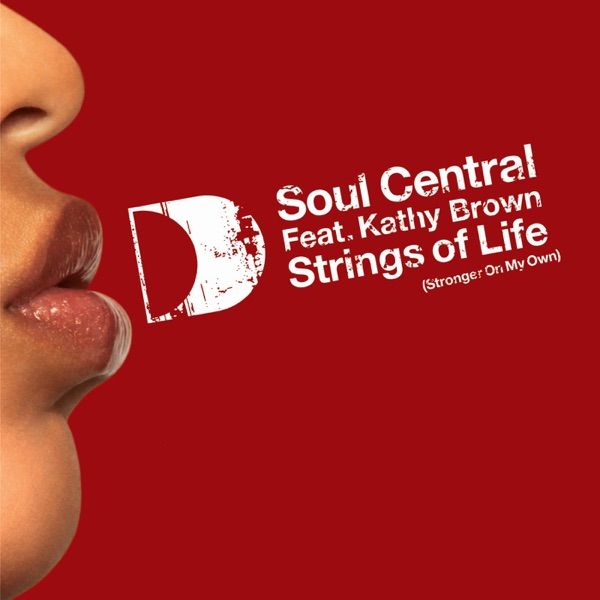 Cover art for Strings Of Life (Stronger On My Own)
