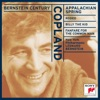 Leonard Bernstein & New York Philharmonic - Bernstein Century  Copland Appalachian Spring Rodeo Billy the Kid Fanfare for the Common Man Billy The Kid Album