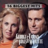 George Jones and Tammy Wynette 16 Biggest Hits