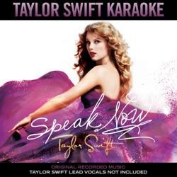 View album Taylor Swift - Taylor Swift Karaoke: Speak Now