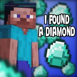 I Found A Diamond Minecraft Feat Tyler Clark Bebop Vox