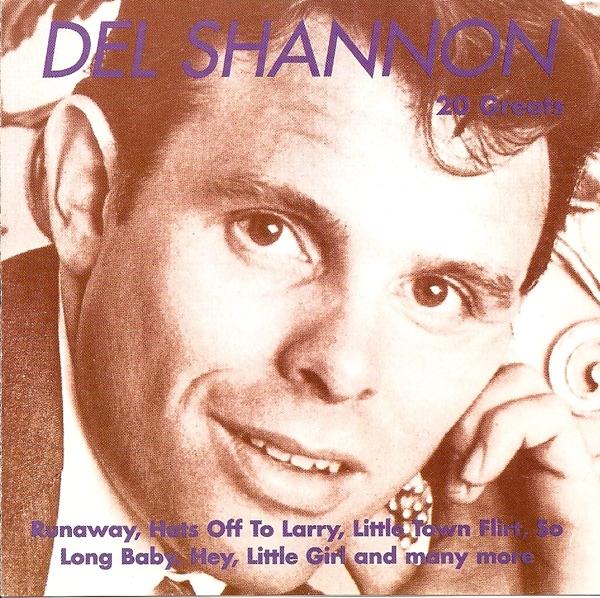 Del Shannon - Hey! Little Girl
