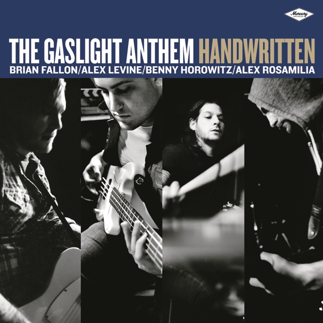 The Gaslight Anthem - Mae You can lean into me if you ain ...