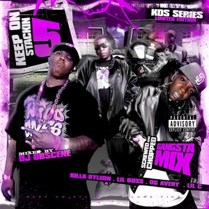 [Screwed] Keep On Stackin 5 Mp3 Download