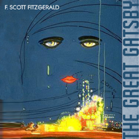 F. Scott Fitzgerald - The Great Gatsby (Unabridged) artwork