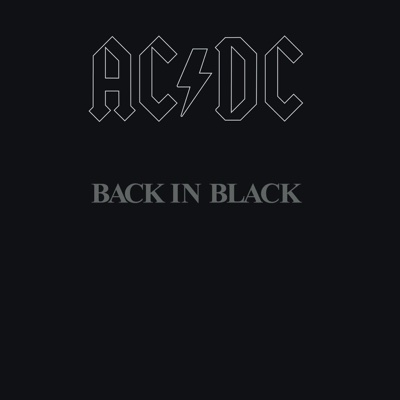 Back In Black - AC/DC album