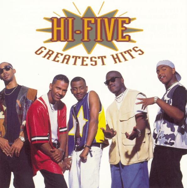 Hi-Five mit I Like the Way (The Kissing Game)