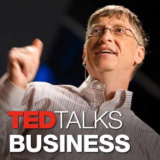 Cover image of TEDTalks Business