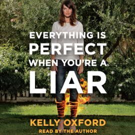 Everything Is Perfect When You're a Liar (Unabridged) audiobook
