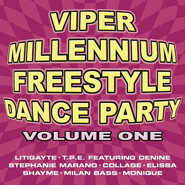 Various Decade Of Viper Sampler