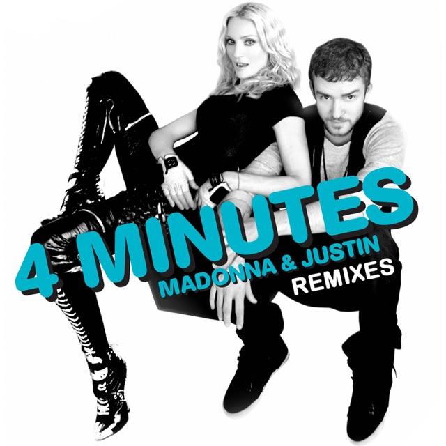 Madonna - 4 Minutes (feat. Justin Timberlake & Timbaland)