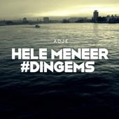 Hele Meneer #Dingems