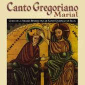 Canto Gregoriano Marial