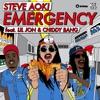 Emergency (feat. Lil Jon and Chiddy Bang) - EP ジャケット写真