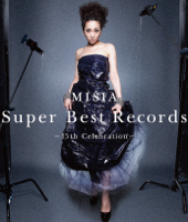 MISIA - Super Best Records -15th Celebration- artwork