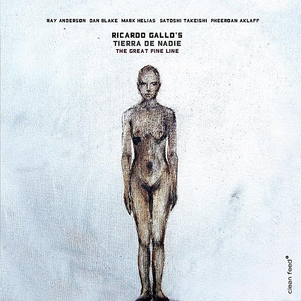 The Great Fine Line Ricardo Gallos Terra De Nadie CD cover