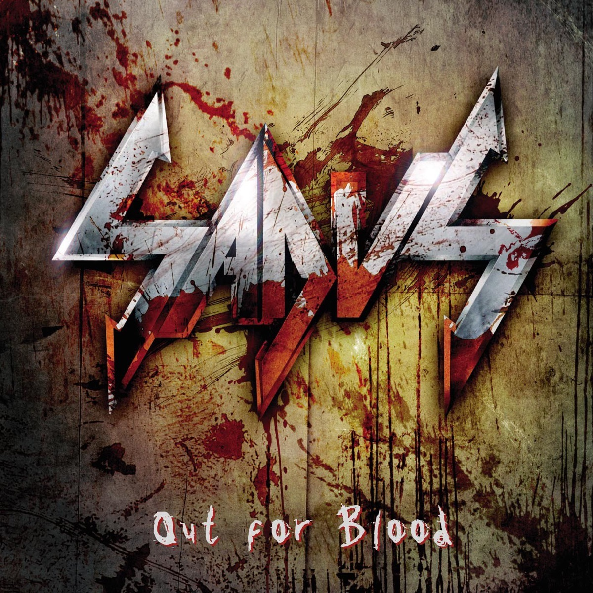 Out for Blood Sadus CD cover