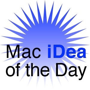 Mac iDea of the Day Podcasts