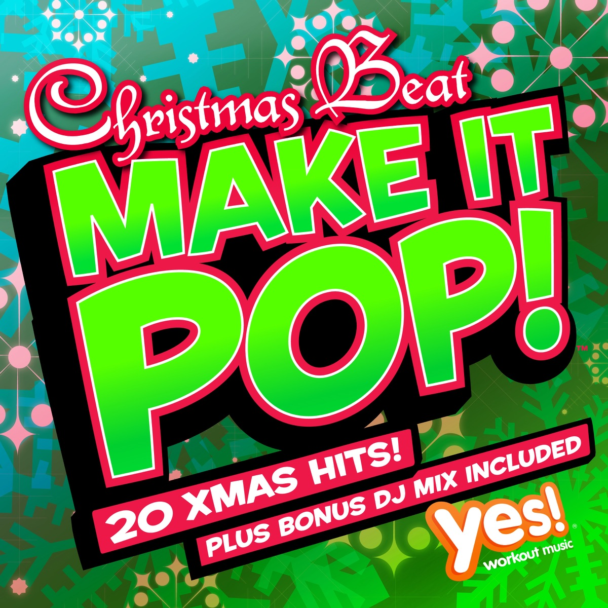 christmas beat 20 full length xmas party hits - Pop Christmas Music