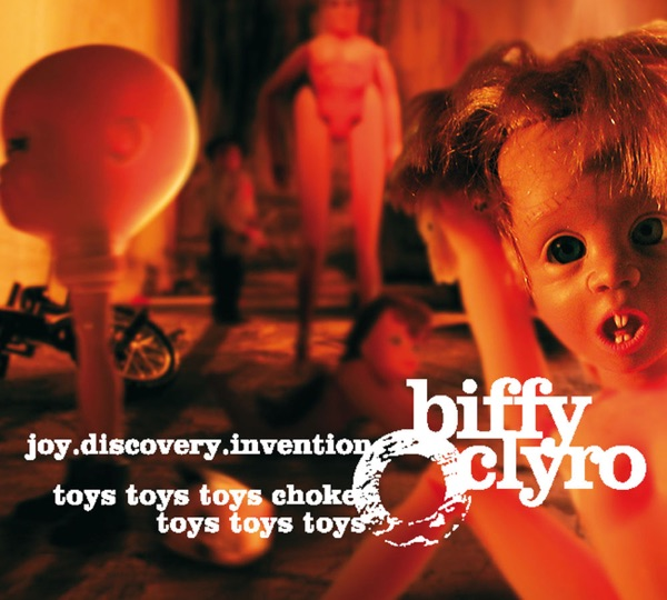 Joy.Discovery.Invention / Toys Toys Toys Choke, Toys Toys Toys - EP