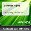 Summer Nights (The Groovy Summer Mix) [feat. Jenny] - Single