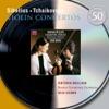 Sibelius / Tchaikovsky: Violin Concertos, Viktoria Mullova, Boston Pops Orchestra, Boston Symphony Orchestra & Seiji Ozawa