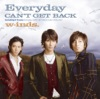 Everyday / CAN'T GET BACK - EP ジャケット写真