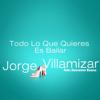 Jorge Villamizar - Todo Lo Que Quieres Es Bailar (feat. Descemer Bueno) ilustración