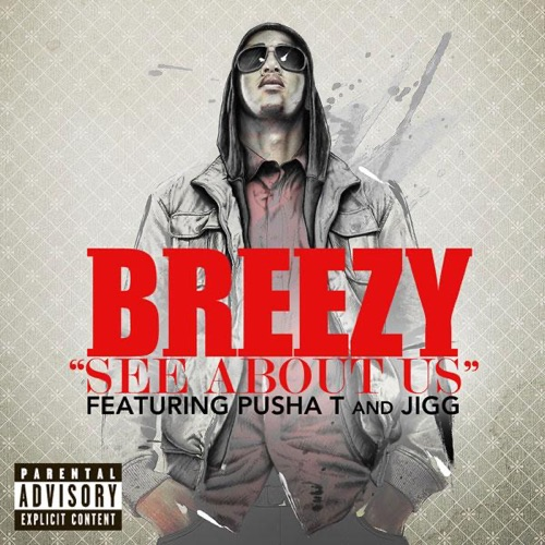 Breezy - See About Us (feat. Pusha T. & Jigg) - Single