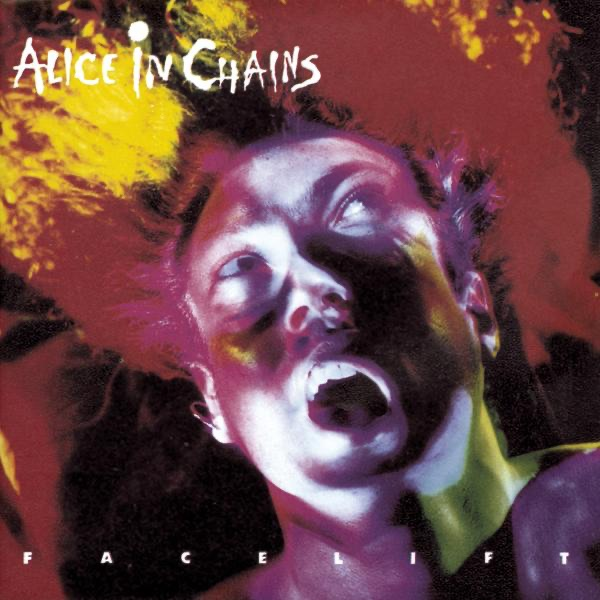 Alice In Chains mit Man In the Box