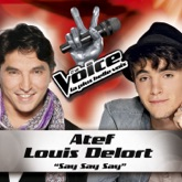 Say Say Say (The Voice : la plus belle voix) - Single