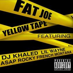 View album Yellow Tape (feat. Lil Wayne, A$AP Rocky & French Montana) - Single