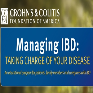 Cover image of Managing IBD: Taking Charge of your Disease