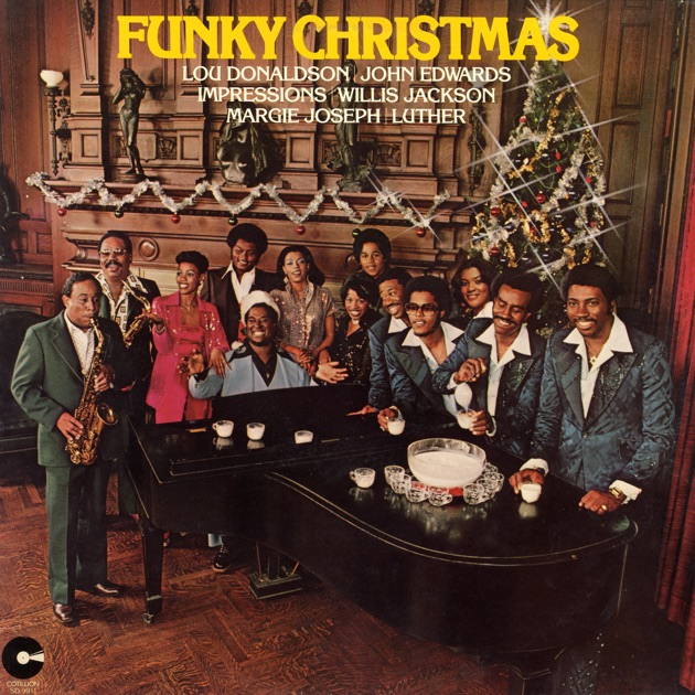 Funky Christmas by Various Artists on Apple Music