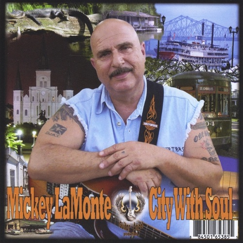 Mickey LaMonte - Big Red Machine