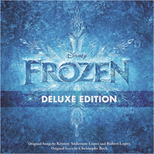 Frozen (Deluxe Edition) [Original Motion Picture Soundtrack] - Various Artists