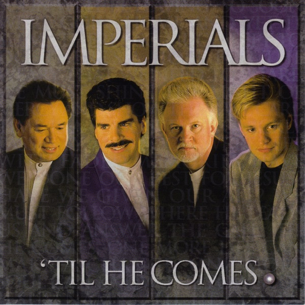 Imperials - I Can't Always See You