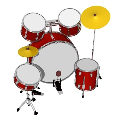Classical Music with Drum